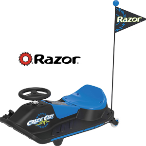 Razor Crazy Cart Shift