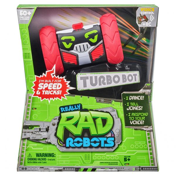 Really RAD Robots Turbo Bot