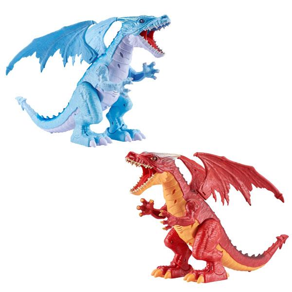 Robo Alive Ice Dragon & Fire Dragon