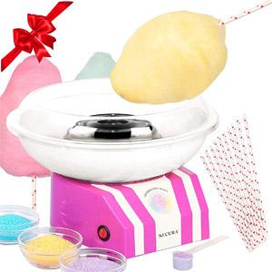 Secura Cotton Candy Machine