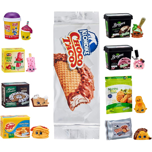Shopkins Real Littles Lil Shopper Pack - Frozen Aisle