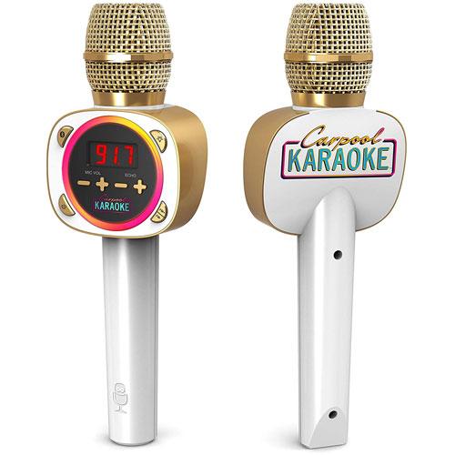Singing Machine Carpool Karaoke