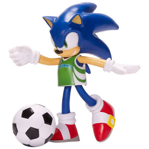 Sonic The Hedgehog Basic Series 3 Action Figures
