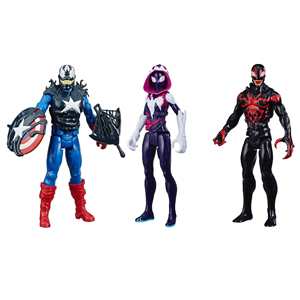 Spider-Man Maximum Venom Figures