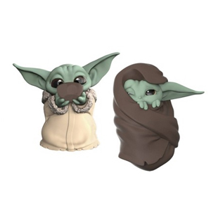 Star Wars: The Mandalorian The Bounty Collection Soup Sipping & Blanket Wrapped Action Figure 2-Pk