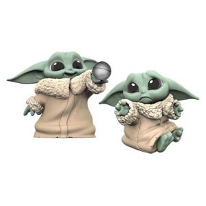Star Wars: The Mandalorian The Bounty Collection The Child Don't Leave and Ball Figure 2-Pk