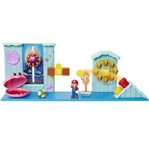 Super Mario Deluxe Underwater Playset