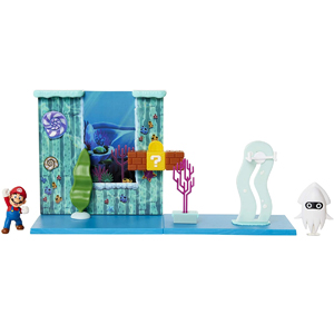 Super Mario Underwater Playset