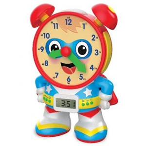 Super Telly Teaching Time Clock
