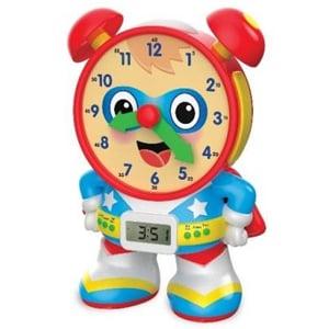 Super Telly Teaching Time Clock