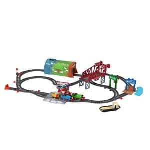 Thomas & Friends Talking Thomas & Percy Train Set