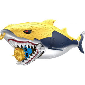 Treasure X: Sunken Gold Sharks Treasure
