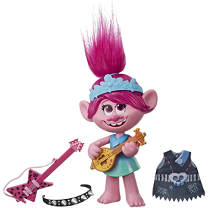 Trolls World Tour Pop-To-Rock Poppy