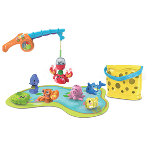 VTech Jiggle and Giggle Fishing Set