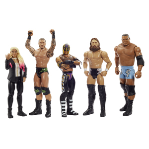 WWE Basic Figure Asst