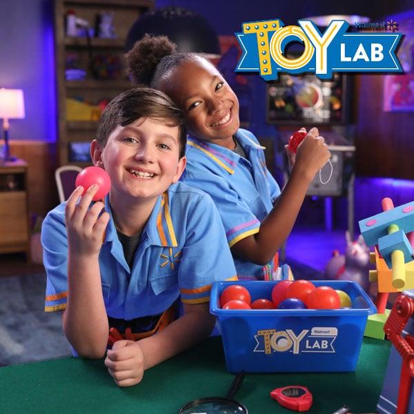 Walmart Toy Lab