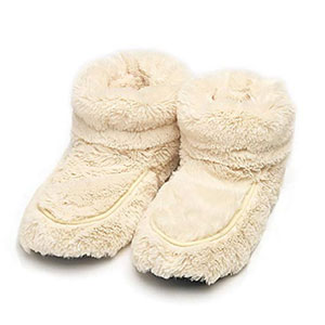 Warmies Microwavable Boot Slippers