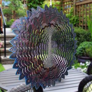 Windmas Mandala Wind Spinner