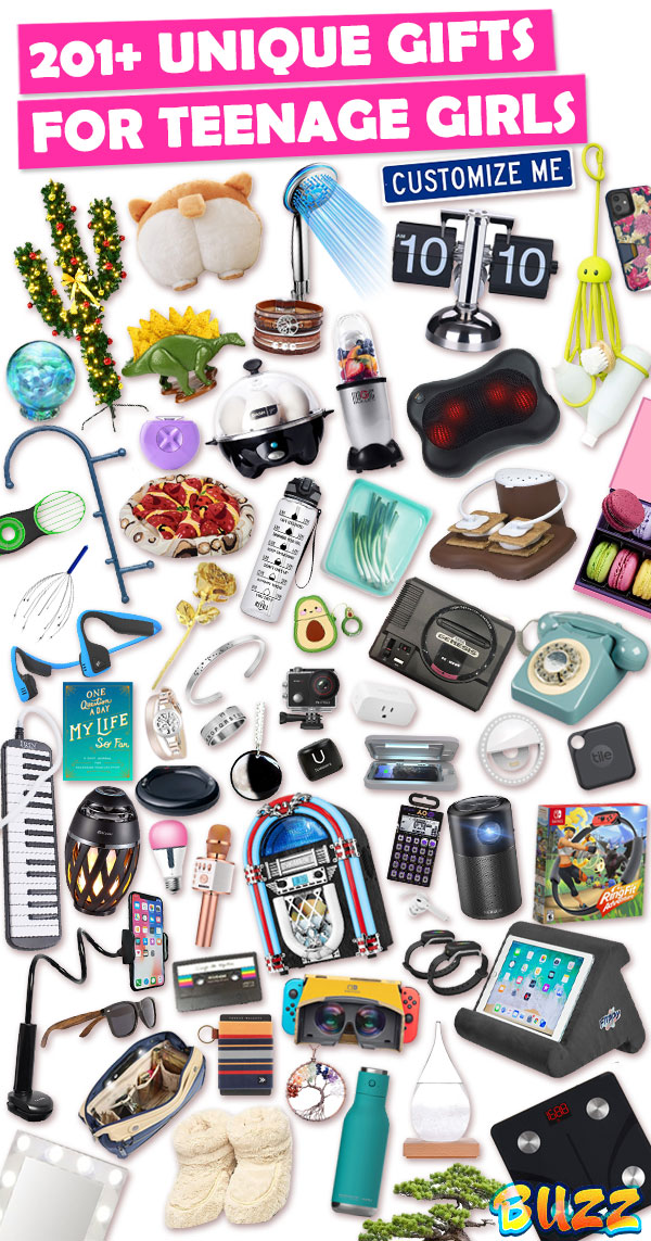 201 Unique Gifts For Teenage Girls Toybuzz Best Gifts