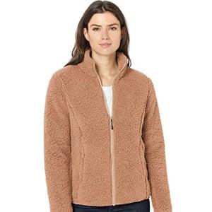 Amazon Essentials Sherpa Full-Zip Jacket