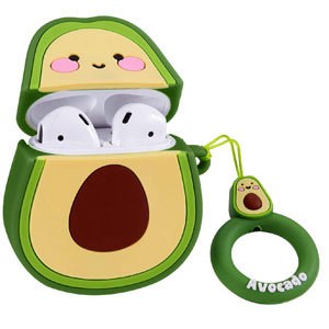 Avocado Airpods Silicone Case
