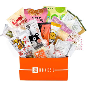 Bokksu Authentic Japanese Snacks