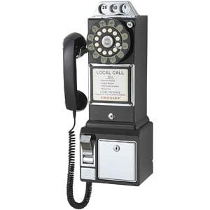 Crosley 1950s Payphone