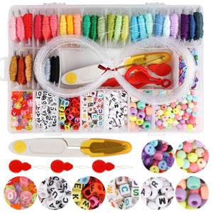DIY Bracelet Making Beads Kit