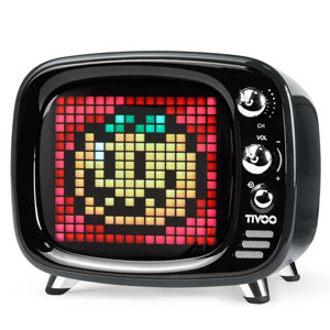 Divoom Tivoo Retro Bluetooth Speaker