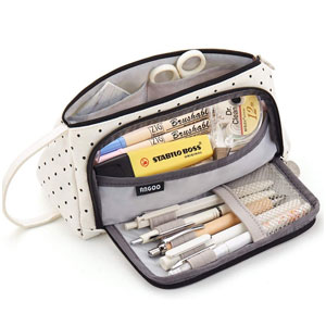 EASTHILL Big Capacity Pencil Case