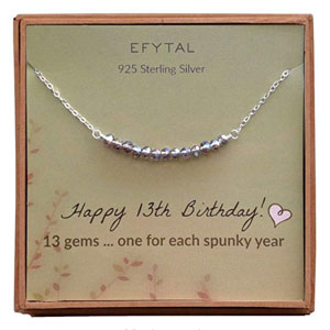 Efy Tal Birthday Necklace