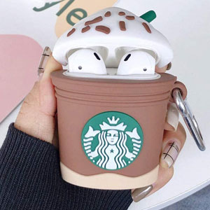 Gift-Hero Starbucks Coffee Airpods Case