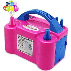 IDAODAN Portable Electric Balloon Inflator