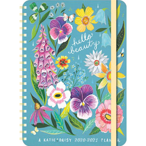 Katie Daisy Weekly Planner 2020 - 2021