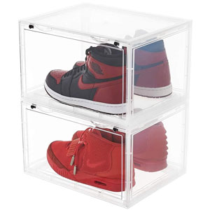 LifestyleEssential Drop Side Shoe Box