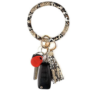 M&C Music Color Bracelet Key Ring