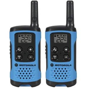 Motorola T100 Talkabout Radio