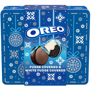 Oreo Cookies Holiday Gift Tin