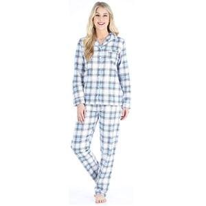 PajamaMania Cotton Flannel Pajamas