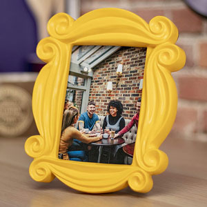 Paladone Friends Peephole Picture Frame