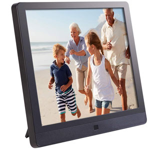 Pix-Star Cloud Digital Picture Frame