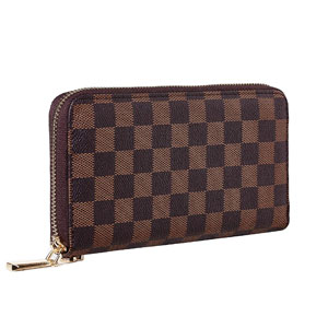 Rita Messi Zip Around Wallet