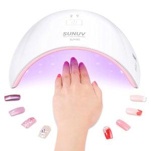 SUNUV 24W UV Light LED Nail Dryer