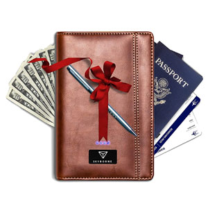 Skyborne iTravel Smart Wallet