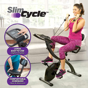 Slim Cycle Upright