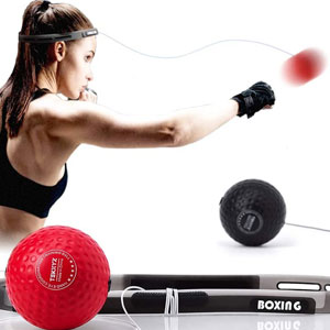 TEKXYZ Boxing Reflex Ball