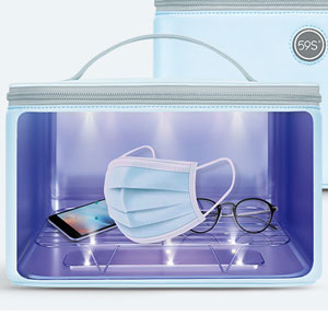 59S UV Light Sanitizer Bag