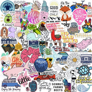 Vsco Stickers 70 Pack