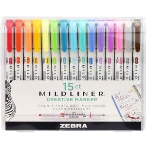 Zebra MILDLINER Highlighters