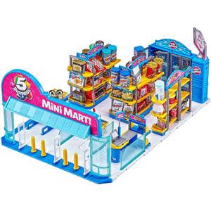 5 Surprise Mini Brands Mini Mart